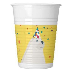 Arctic, Sarkvidék Műanyag pohár 8 db-os 200 ml