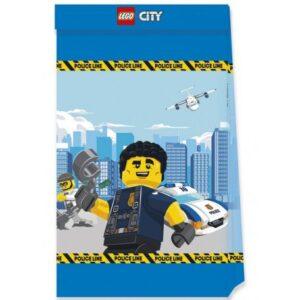 Lego City Papírzacskó 4 db-os