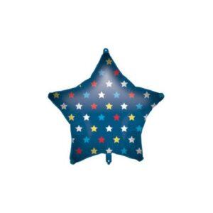 Blue Star fólia lufi 46 cm