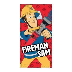 Sam a tűzoltó fürdőlepedő, strand törölköző 70*140 (Fast Dry)