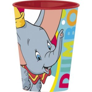 Disney Dumbo pohár, műanyag 260 ml