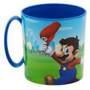 Super Mario micro bögre 350 ml