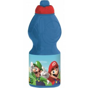 Super Mario kulacs, sportpalack 400 ml