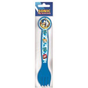 Sonic, a sündisznó Evőeszköz készlet – 2 darabos