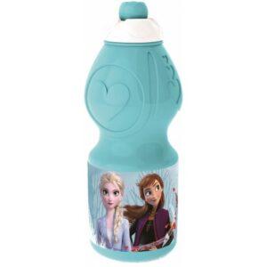 Disney Jégvarázs kulacs, sportpalack 400 ml